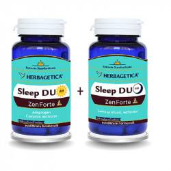 Sleep duo am/pm 30 capsule + 30 capsule, Herbagetica