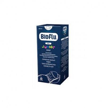 Bioflu junior sirop x 100 ml B