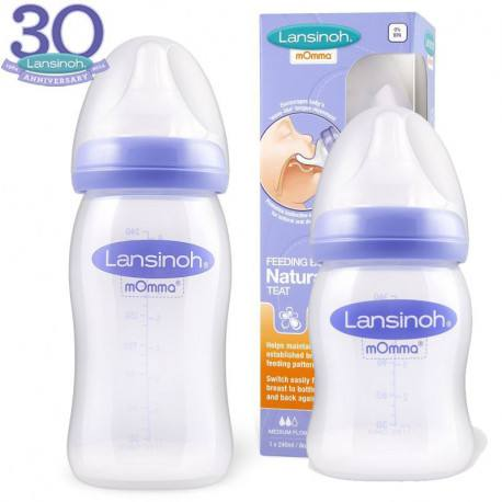 Lansinoh Biberon capacitate 160 ml