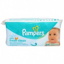 Pampers Servetele umede Baby Fresh, 64 buc