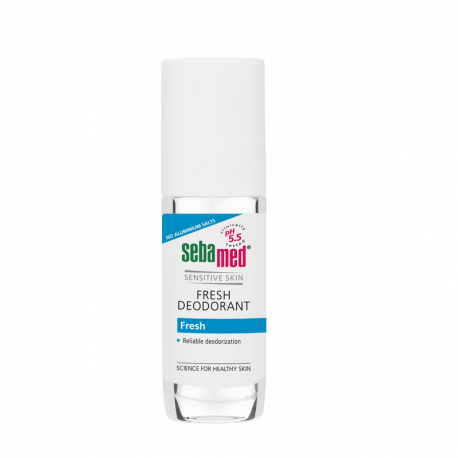 Sebamed Sensitive Skin, Deodorant roll-on Fresh, 50ml