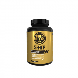 GOLD NUTRITION 5HTP, 60 caps