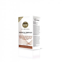 GOLD NUTRITION CLINICAL MUSCLE REPAIR, 60 caps