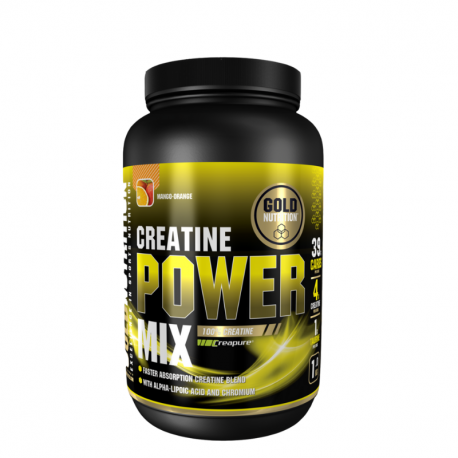 GOLD NUTRITION CREATINE POWER MIX LAMAIE , 1 kg