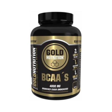 GOLD NUTRITION BCAA'S  60 tb
