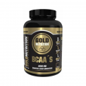 GOLD NUTRITION BCAA'S  180 tb
