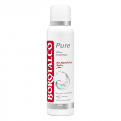 Borotalco Pure Deo Spray x 150ml