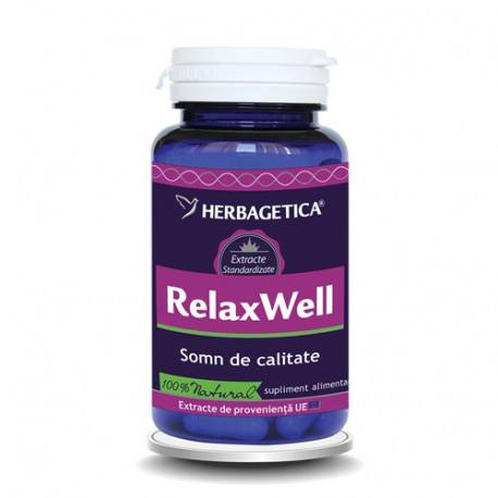 Relax well, 120 capsule