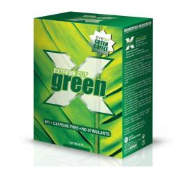 GOLD NUTRITION EXTREME CUT GREEN , 100 tb