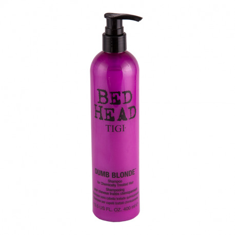 TIGI Bed Head Dumb Blonde Sampon, 400ml