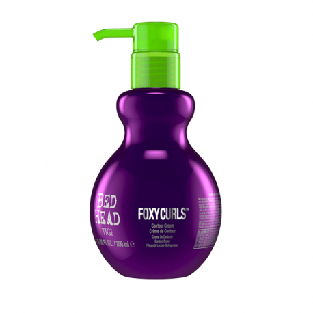 TIGI Bed Head Foxy Curls Crema contur, 200 ml