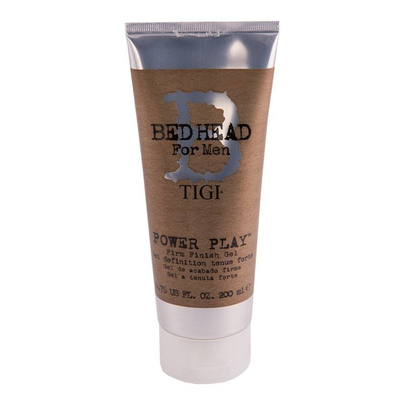 TIGI Bed Head For Men Power Play Gel de finisare ferma, 200 ml