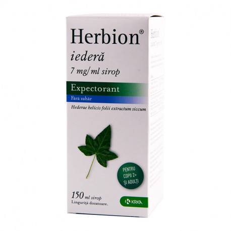 Herbion Ivy 7mg/ml x 150ml sirop
