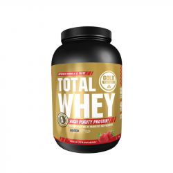 GOLD NUTRITION TOTAL WHEY PROTEIN CAPSUNI, 1 kg