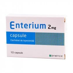 Enterium 2 mg x 10 caps