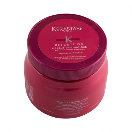 Masca Par Gros, Colorat, Sensibilizat, KERASTASE Reflection Chromatique Masque Epais, 500 ml