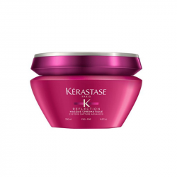 Masca Par Fin, Colorat, Sensibilizat, 200 ml, KERASTASE Reflection Chromatique