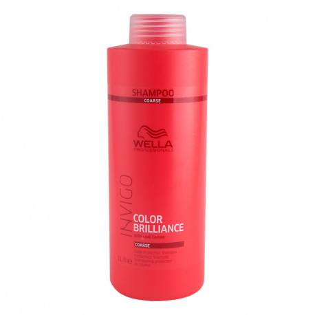WELLA Invigo Brilliance Sampon par vopsit subtire, 1000 ml