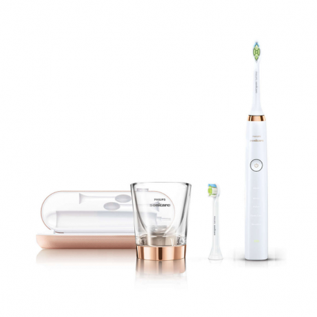 PHILIPS SONICARE DIAMONDCLEAN ROSE GOLD periuta dinti electrica HX9312/04