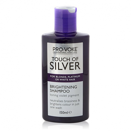 Sampon cu pigment violet TOUCH OF SILVER, 150 ml