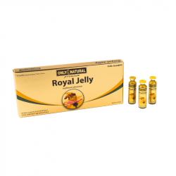 ON Royal Jelly, 300 mg, 10 fiole, 10 ml