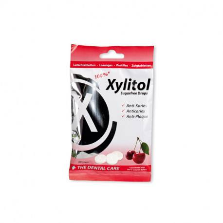 Miradent Xylitol sugar free drops anticarie cirese 60 g