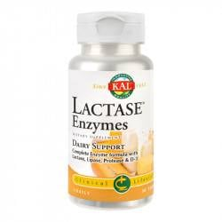 Secom Lactase Enzymes, 30 tablete