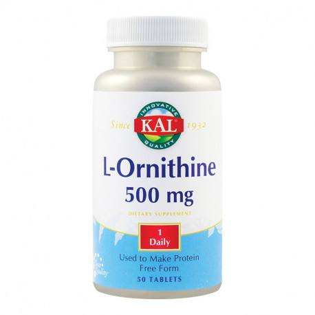 Secom L-Ornithine 500mg, 50 tablete ActivTab