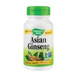Secom Asian Ginseng 560mg, 50 capsule vegetale