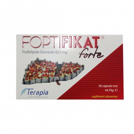 FortiFikat forte 825 mg x 30 caps. moi