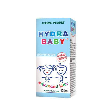 Cosmo Sirop hydrababy, 125 ml