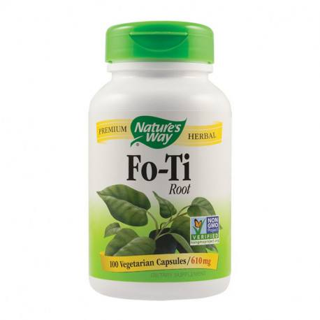 Secom Fo-Ti 610mg, 100 capsule vegetale