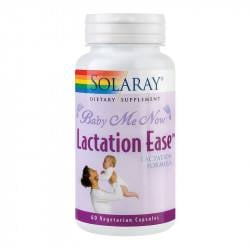 Secom Lactation Ease, 60 capsule vegetale