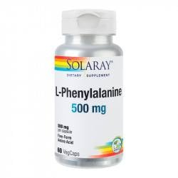 Secom L-Phenylalanine 500mg, 60 capsule vegetale