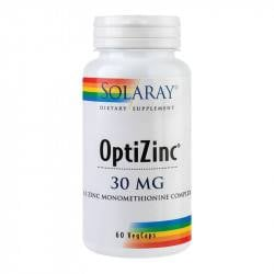 Secom OptiZinc 30mg, 60 capsule vegetale