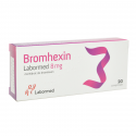 Bromhexin 8 mg x 20 comprimate  LBM
