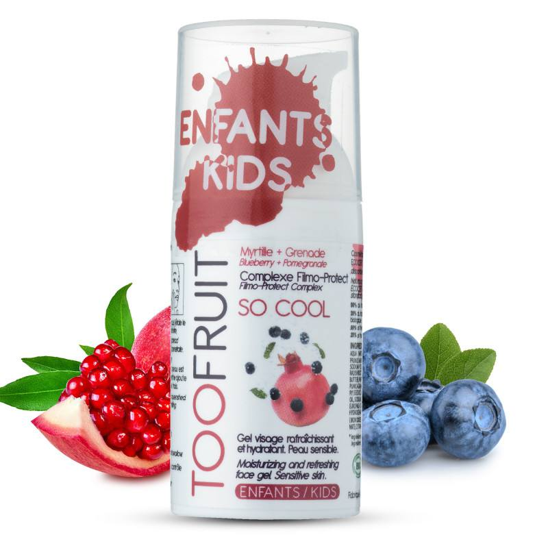 "TOOFRUIT CREMA-GEL DE FATA ""SO COOL"" AFINE RODIE 30 ML"