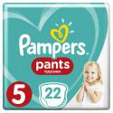 Pampers nr. 5 Pants Active Baby 12-17kg, 22 buc