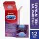 Prezervative Durex Feel Intimate 12 bucati