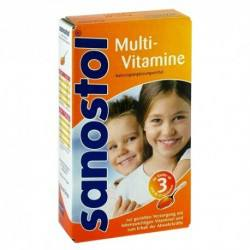 Sanostol Multivitamine x 230 ml