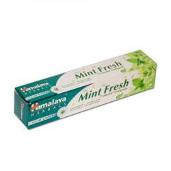 Himalaya Pasta de dinti Respiratie proaspata Mint Fresh Herbal,75 ml 9092