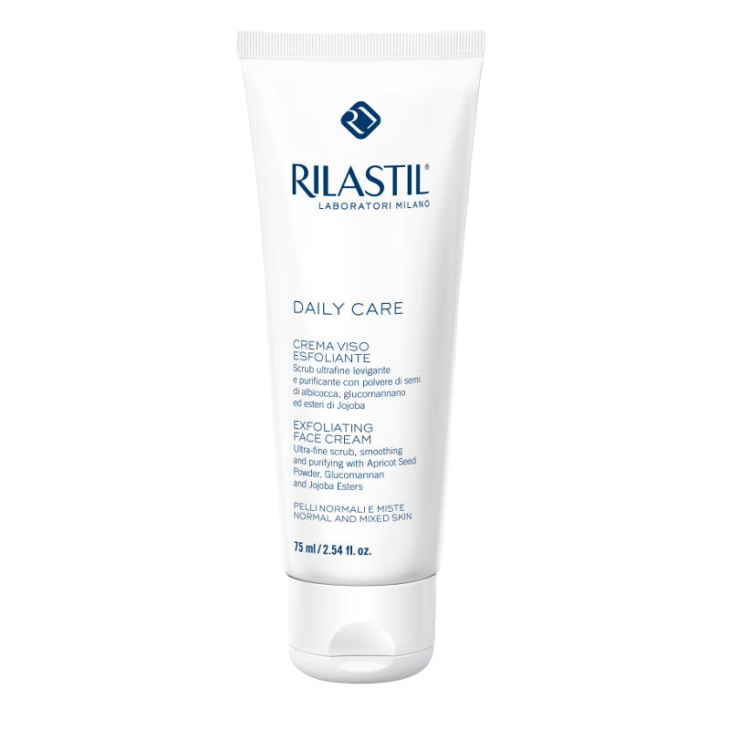 RILASTIL DAILY CARE - Crema exfolianta pentru ten, 75 ml