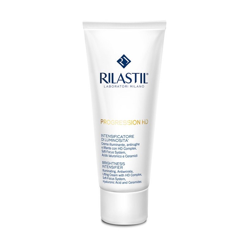 RILASTIL PROGRESSION HD - Crema intensificare luminozitate, 50 ml